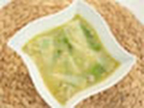 Sopa de espárragos y champiñones Receta Mira la vida