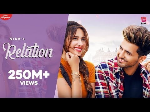 Nikk : Relation (Official Video) Mahira Sharma | New Punjabi Songs 2019 | Latest Punjabi Songs 2019