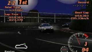 Gran Turismo 2 - Toyota Sprinter Trueno GT-APEX TypeII '85 (AE86)