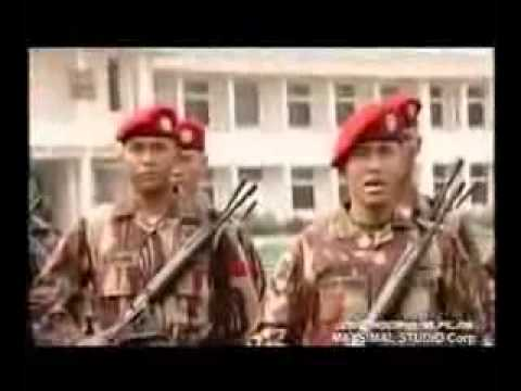 Kopassus Recruitment