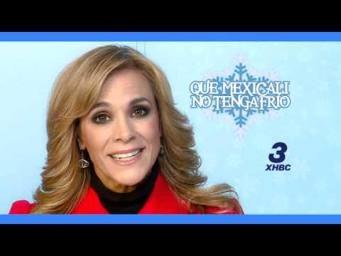 Que mexicali no tenga frio 2014 l Maribel Leyva