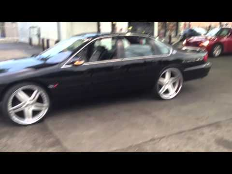RIGHTCHUSS ENT HD/ 96 Impala SS 24 inch VELLANO