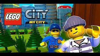 LEGO City My City - LEGO Police | Police Car  - full Game  ios/android
