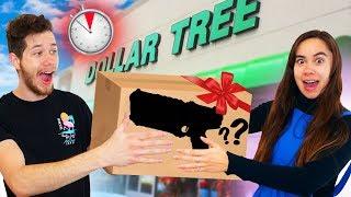 5 Minute Dollar Store Gift Challenge!