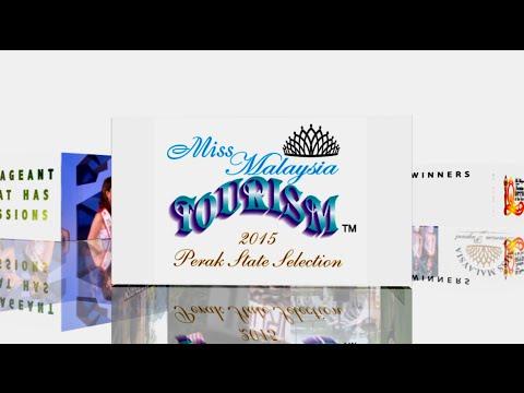 Miss Malaysia Tourism Perak 2015 Promo Video