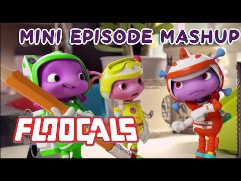 Floogals: Mini Episode Mashup #1 | Universal Kids