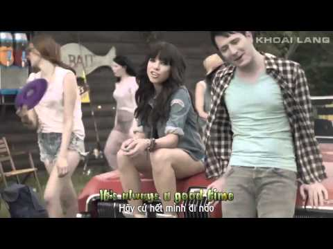 [vietsub+kara+hd] Good Time - Owl City Ft. Carly Rae Jepsen video