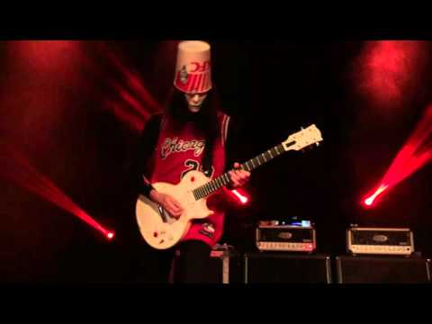 Buckethead - Siege Engine Live
