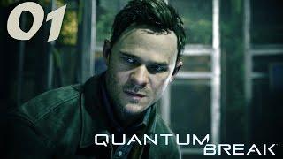 Quantum Break Walkthrough Part 01 (ITA) Atto 1-1: Esperimento all'università