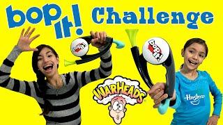 Exclusive First look at Bop It! 2016 Challenge | KidToyTesters