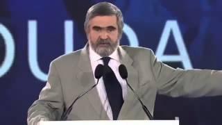 Janusz Rewiński (Siara) miażdży Komorowskiego