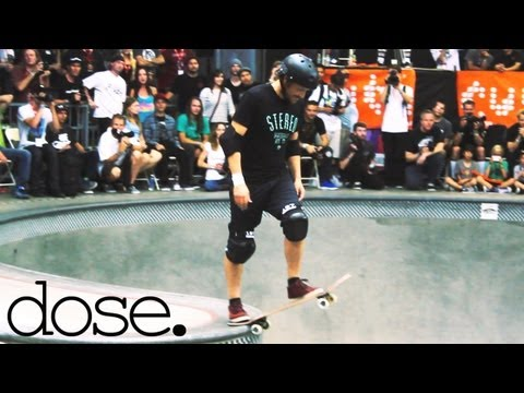 Vans Pool Party Contest w/ Masters Division Winner Chris Miller