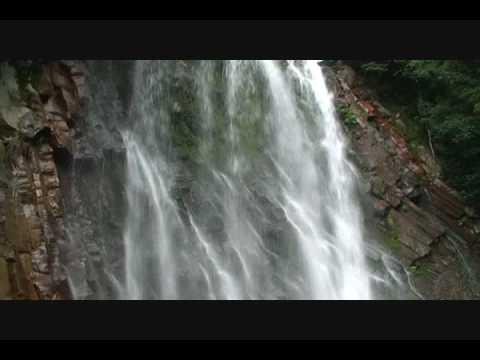 丸尾の滝(霧島屋久国立公園)