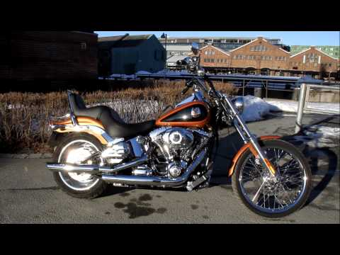 SCREAMIN EAGLE® Stage IV 103 105th Anniversary Softail Custom