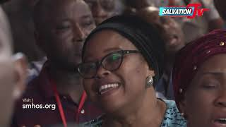 INTENSE WORSHIP SESSION - Nathaniel Bassey - #5NOG2019 #DavidIbiyeomie