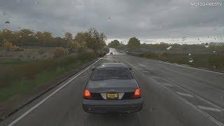Forza Horizon 4 - Ford Crown Victoria Police Interceptor Gameplay [4K]