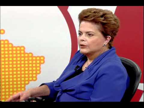 Dilma Rousseff defende independência do BC