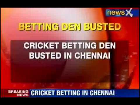 NewsX: CBCID arrests 6 people for betting in Chennai
