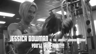 IFBB PRO Jessica Bowman