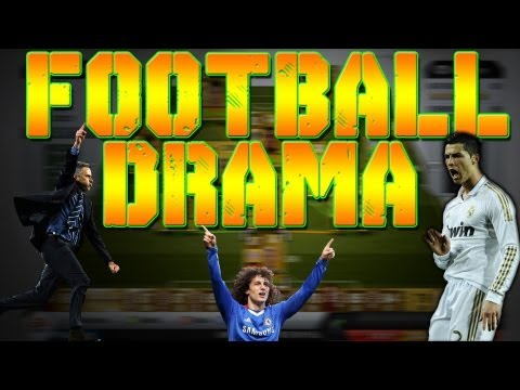 Football Drama - Cristiano Ronaldo vs Mourinho - FIFA 13 Ultimate Team