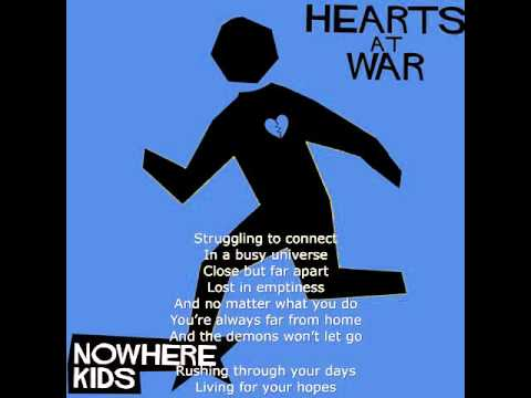 Hearts At War - Nowhere Kids (album)