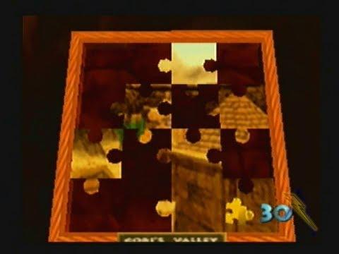 Misc Computer Games - Banjo Kazooie - Gobis Valley