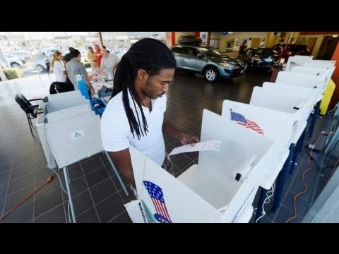 Tea Partier: Republicans Don't Want Black People to Vote