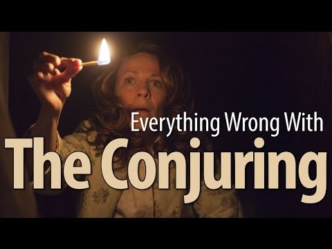 Everything Wrong With The Conjuring In 7 Minutes Or Less
