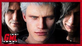 DEVIL MAY CRY 5 fr - FILM JEU COMPLET