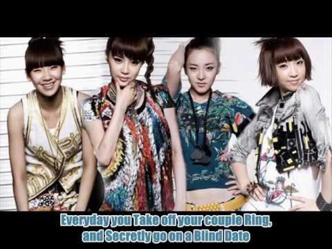 2ne1 -  I Don't Care (eng Sub) video