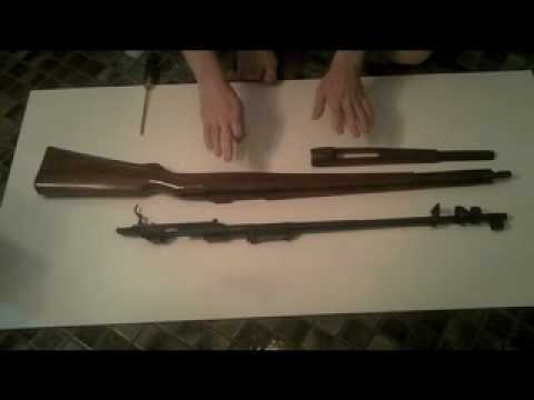 Yugo Mauser 24/47 (M24/47) Reassembly / Disassembly