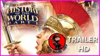 History of the World Part 1 Official Trailer HD - Mel Brooks (1981)