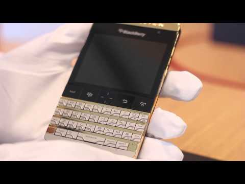 Unboxing Diamond iPhone 5 & Gold Porsche Blackberry + Bonus