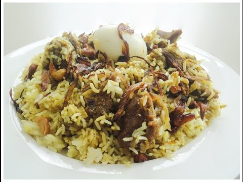 MUTTON BIRYANI (Ramzan Special)- chinnuz' I Love My Kerala Food