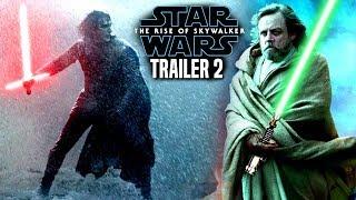 Star Wars The Rise Of Skywalker Trailer 2 HUGE News Revealed (Star Wars Episode 9 Trailer)