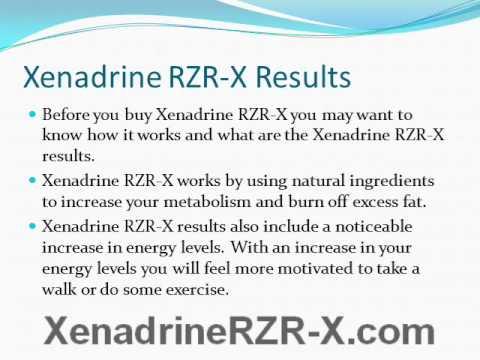 xenadrine rzr-x hardcore strength cheer desire