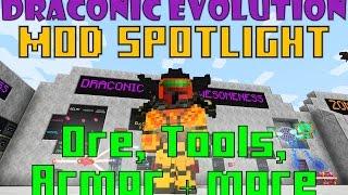 Draconic Evolution - Mod Spotlight - E01