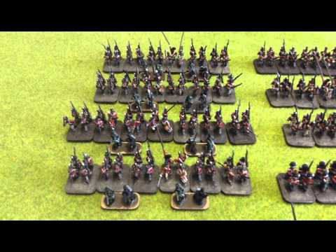 Napoleonic 15mm Rules 15mm British Napoleonic Army