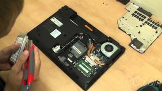 "How To Lenovo G570 hard drive 2.5"" replacement tutorial"