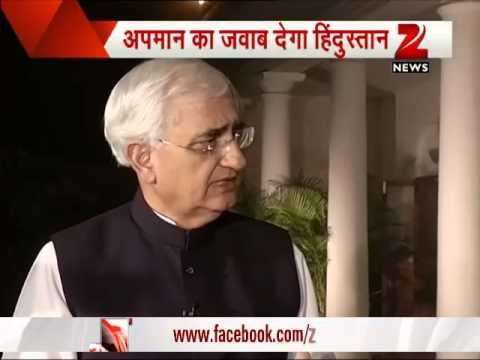 Diplomat's arrest: Exclusive with Salman Khurshid, Sushilkumar Shinde