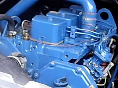Cummins 4BT in Ford F350