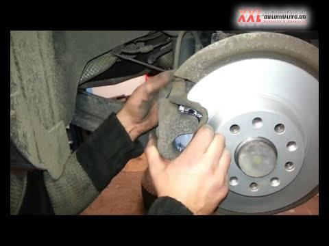 Elektrische Bremse de-\aktiverien \ überprüfen mit VCDS
