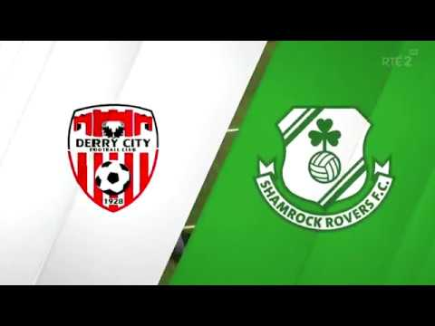 HIGHLIGHTS: Derry City 0-1 Shamrock Rovers