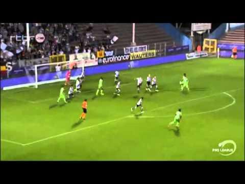 Charleroi 2-1 Zulte-Waregem