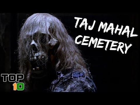 Top 10 Haunted Places In India You Shouldn't Visit