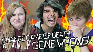 CHANCE GAME OF DEATH (GONE WRONG!!) feat. Einshine & Sharla In Japan
