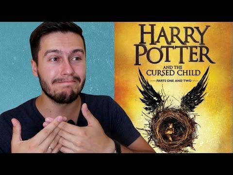 «Гарри Поттер и Проклятое дитя» || Моё мнение