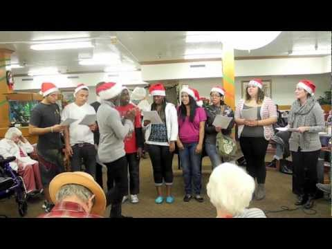Coutin School Christmas Video
