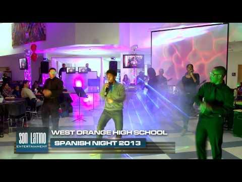 West Orange High School 'Spanish Night 2013' - SL Entertainment