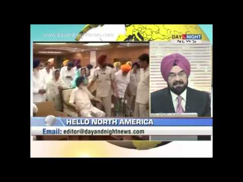 Hello North America - Akali Dal Goa Shivir - 10 April 2013